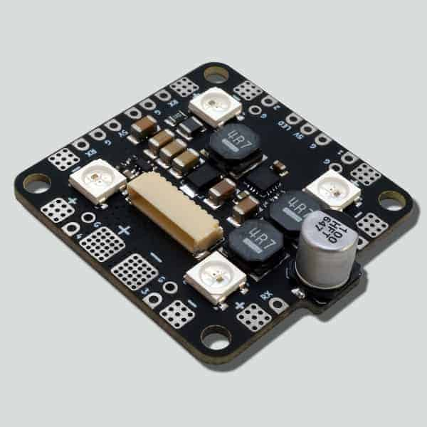 Brain FPV <b>Radix PB</b>(Power Board) - <font color=&quot;red&quot;><b>CURRENTLY OUT OF STOCK, PREORDER ONLY</b></font> - SNHE