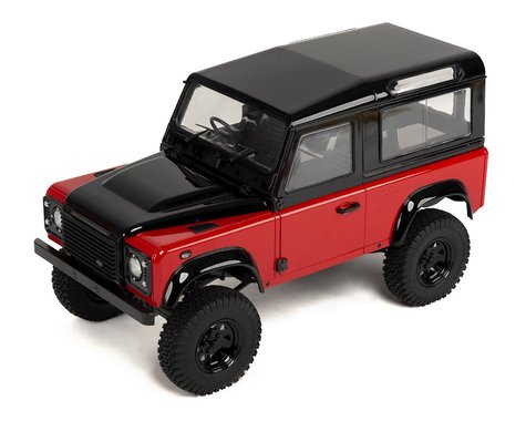 RC4WD Gelande II RTR Scale Crawler w/2015 Land Rover Defender D90 Body
