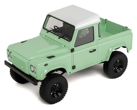 RC4WD Gelande II RTR Scale Crawler w/2015 Land Rover Defender D90 Pick-Up Body