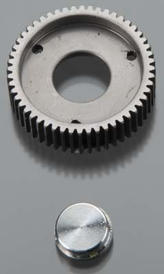 Robinson Racing Diff Gear Hardened Steel Bottom Wraith