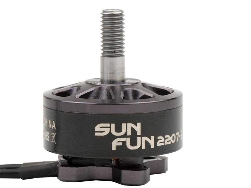 "DYS <b>SUNFUN 2207-2450kv</b> Brushless Motor - <font color=""red""><b>Team SN Edition</b></font>"