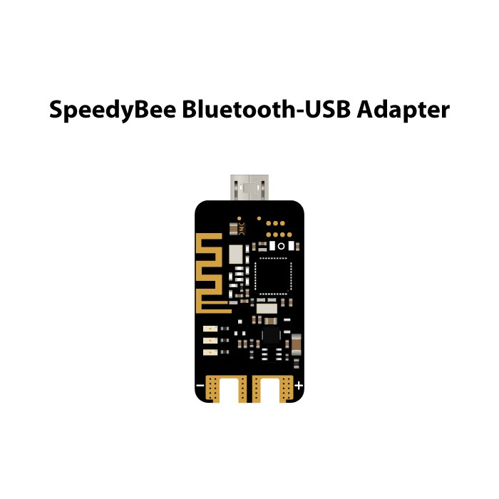 SpeedyBee Bluetooth-UART Adapter - SNHE