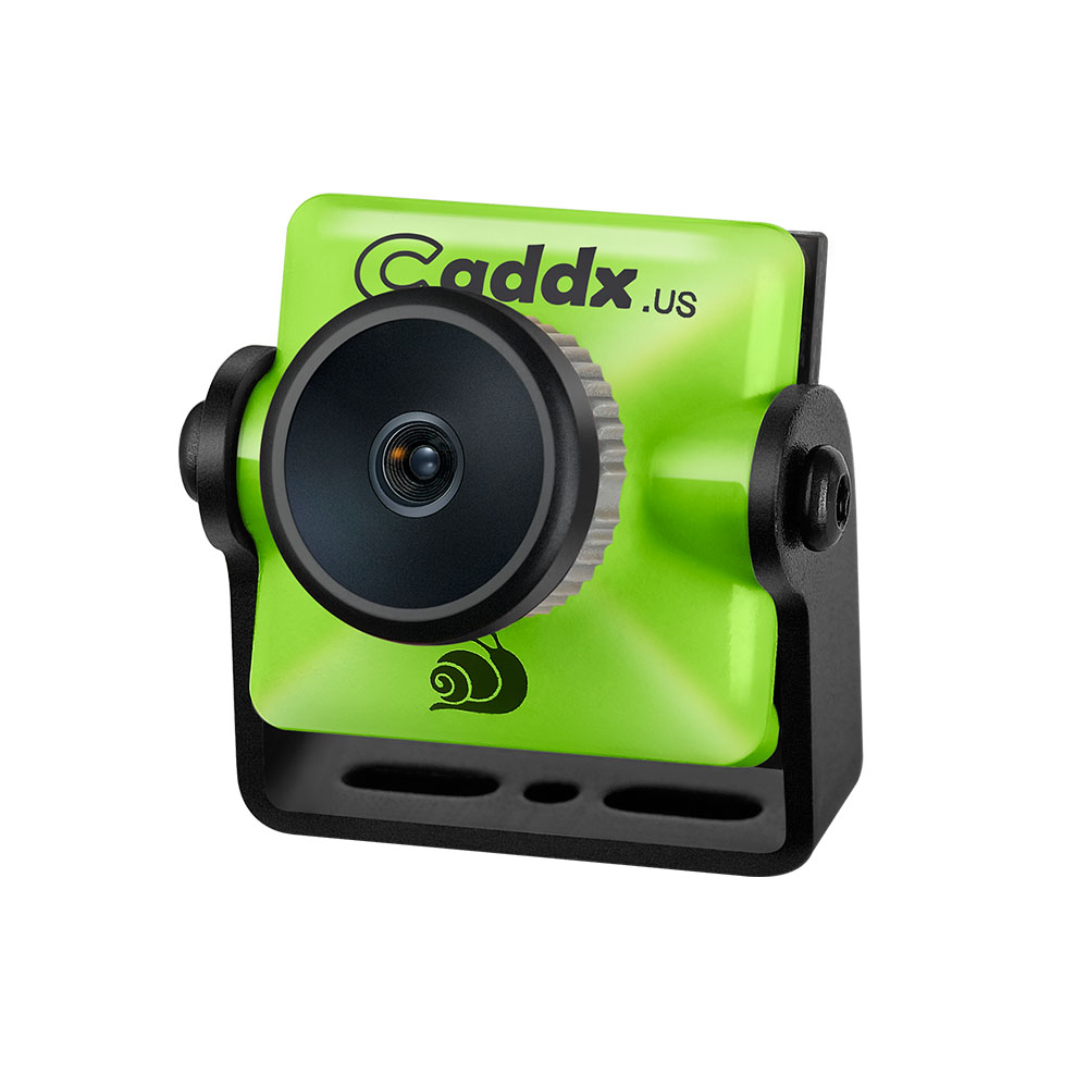 Caddx <b>Turbo Micro SDR1</b> 16:9 and 4:3 Adjustable 2.1mm Lens - <font color=&quot;green&quot;><b>Green</b></font> - SNHE